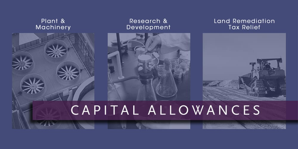 Need help on Capital allowances?