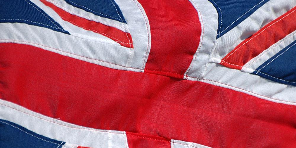 UK Flag - Spring Budget