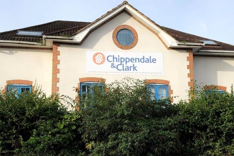 swindon accountants, chippendale and clark